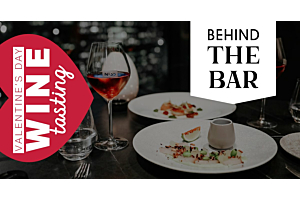 Behind The Bar - Valentine's Day 2020 - Nillumbik Cellars
