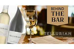 Behind The Bar - Tellurian Heathcote - Friday March 13th