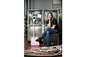 Meet The Winemaker - Rebecca Willson - Bremerton Wines