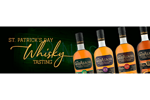 Whisky Masterclass - The GlenAllachie Distillery - Tuesday 17th March
