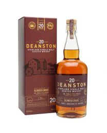 Deanston 20 Year Old Limited Edition Cask Strength Single Malt Whisky 700ml