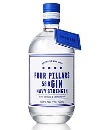 Four Pillars Navy Strength Gin 700ml (58.8%)