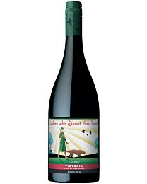 Fowles Ladies Who Shoot Their Lunch Shiraz 2010 (Strathbogie, Cellar Release)
