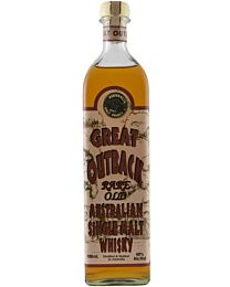 Great Outback Rare Old Single Malt 700ml (Australian Whisky)