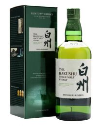 Suntory Hakushu Distillers Reserve Japanese Single Malt Whisky (700ml)