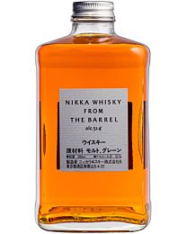Nikka Japanese Whisky From The Barrel 500ml
