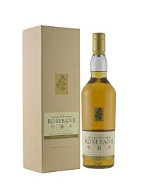 Rosebank 1992 21YO Single Malt 700ml (Limited Edition)