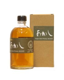 White Oak Akashi Single Malt Japanese Whisky (500ml)