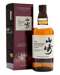 Suntory Yamazaki Distillers Reserve Japanese Single Malt Whisky (700ml)