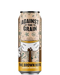 Against The Grain The Brown Note American Brown Ale 473ml