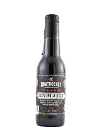 Boatrocker Coffee Ramjet Whisky Barrel Aged Imperial Stout 2019 330ml