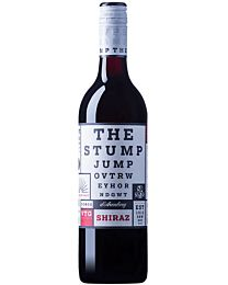 d'Arenberg The Stump Jump Shiraz 2017 (McLaren Vale)