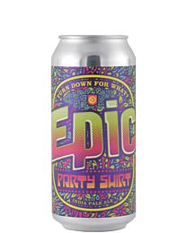 Epic Party Shirt India Pale Ale (IPA) 440ml