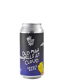 Old Wives Ales Old Man Yells At Cloud Double NEIPA 375ml