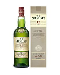 The Glenlivet 12 Year Old Single Malt 700ml (Scotch Whisky)
