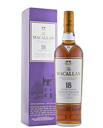The Macallan 18 Year Old 1995 Single Malt Sherry Cask (Scotch Whisky, Highlands)