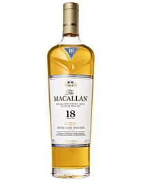 The Macallan 18 Year Old Triple Cask Matured (Scotch Whisky)