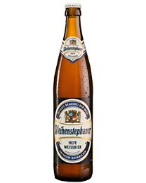Weihenstephaner Hefe Weissbier Wheat Beer 500ml