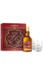 Chivas Regal Extra Sherry Cask Blended Scotch Whisky & 2 Glass Gift Pack 700ml