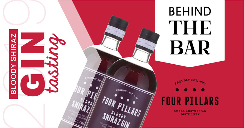 Four Pillars Bloody Shiraz Gin 2019 is here...